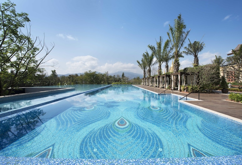 Wanda Vista Resort Xishuangbanna, Xishuangbanna Dai, Outdoor Pool
