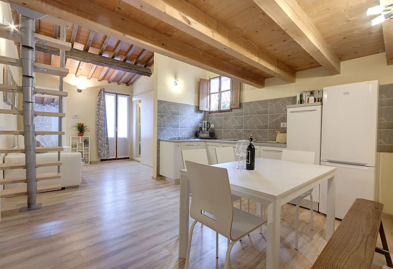 Monna Lisa Apartment, Florence