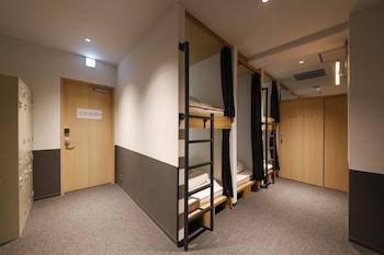 Picture of White Hostel shinsaibashi in Osaka