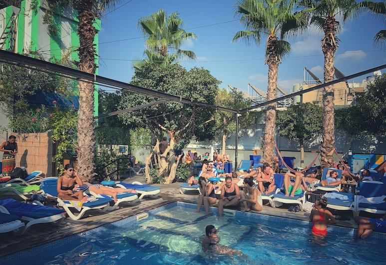Hamra Urban Gardens, Beirut, Rooftop Pool