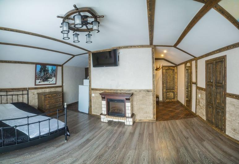 Hotel Teremok Zavoljskiy, Tver, Suite, Chambre