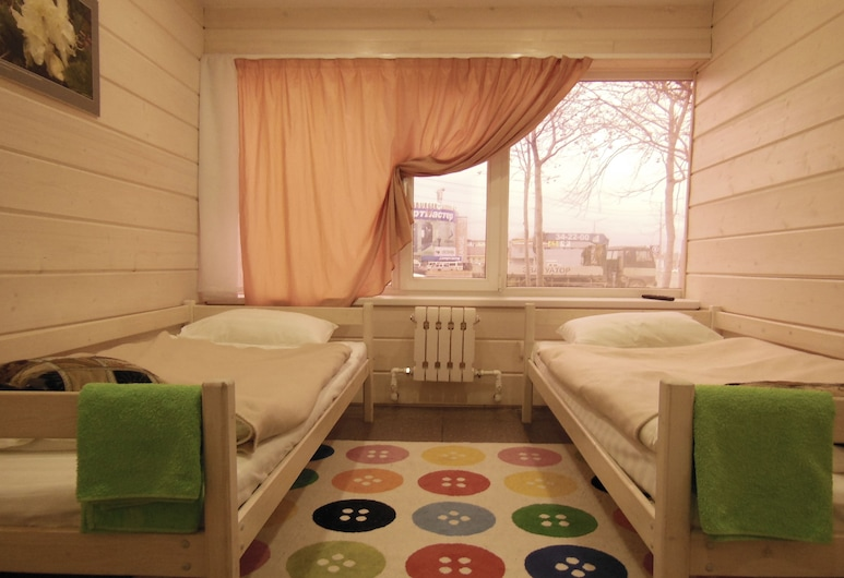 Bed & Breakfast Kamchatka-Wild Tours, Petropavlovsk-Kamchatsky, Basic-Zweibettzimmer, Zimmer