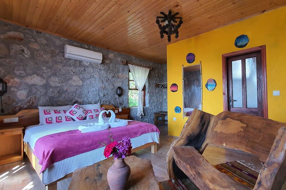 غرفة مزدوجة لشهر العسل - حمّام