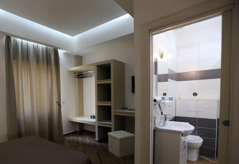 360 호스피탈리티, 살레르노, 더블룸, 시내 전망, 객실