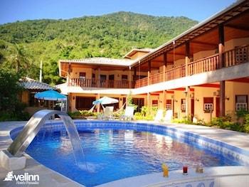 依拉貝拉維林聖塔特雷薩卡拉維拉飯店的相片