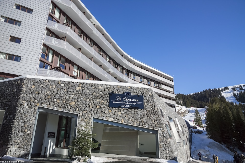 Book CGH Rsidences Spas Le Centaure in Flaine Hotelscom