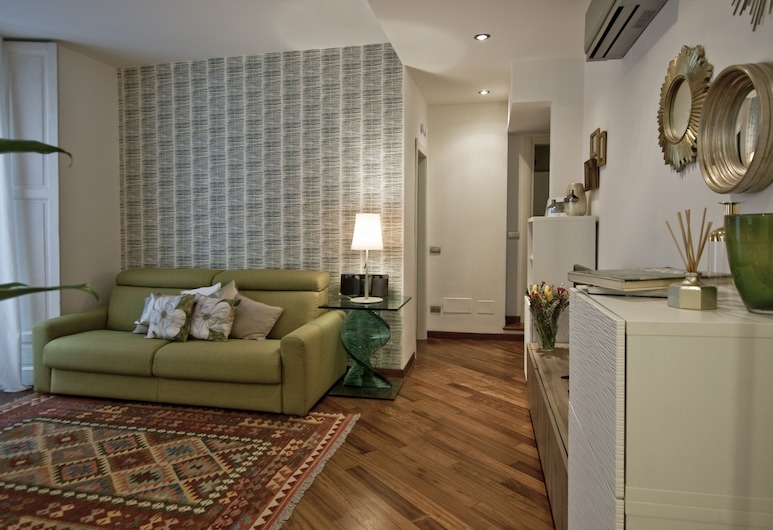 Residenza Belle Epoque, Μιλάνο, Deluxe Διαμέρισμα, Δωμάτιο