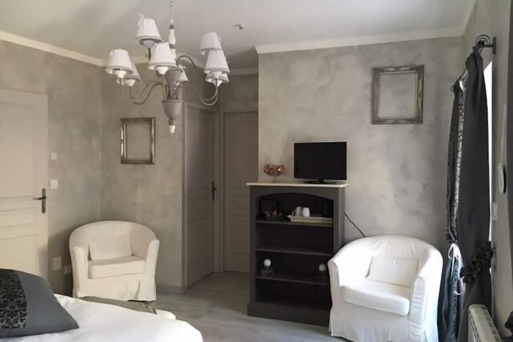 غرفة لفردين - منطقة المعيشة