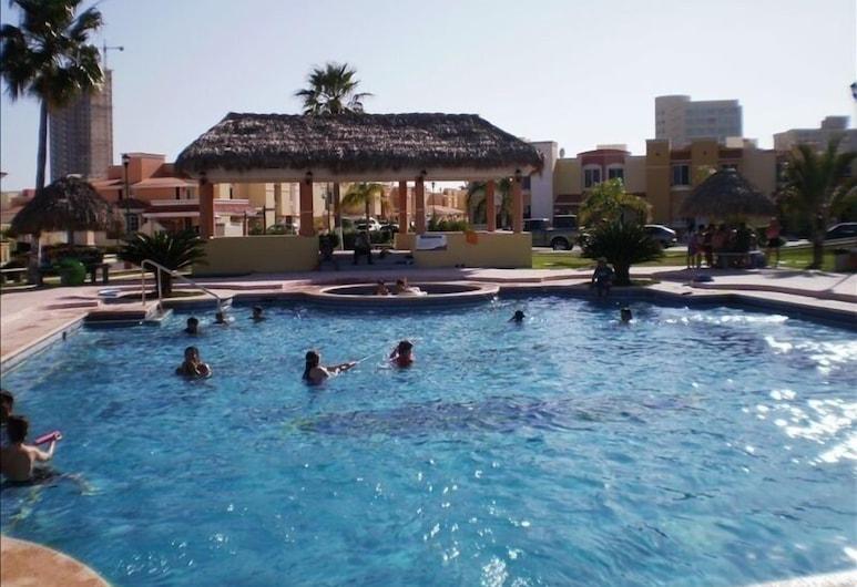 Casita Villa Marina, Mazatlán, Pool