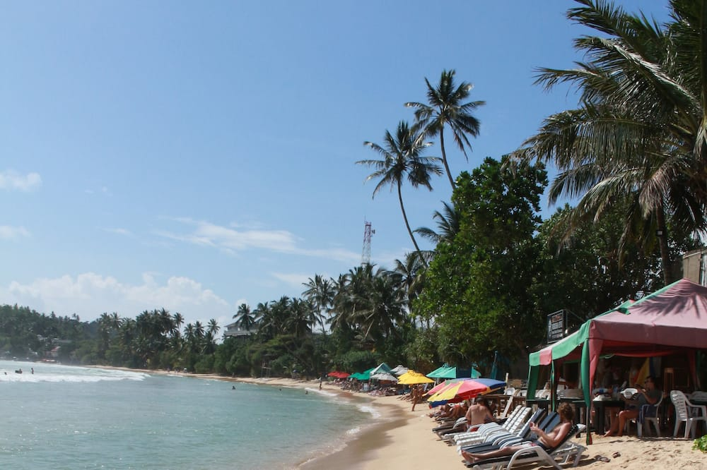 Quarto Duplo - Praia