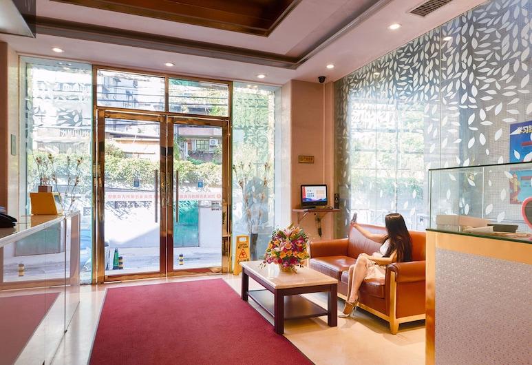 凱旋龍連鎖酒店上下九店, 廣州市, 大堂