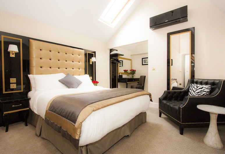 Museum Hotel Oxford, Oxford, Double Room, 1 Queen Bed, Guest Room