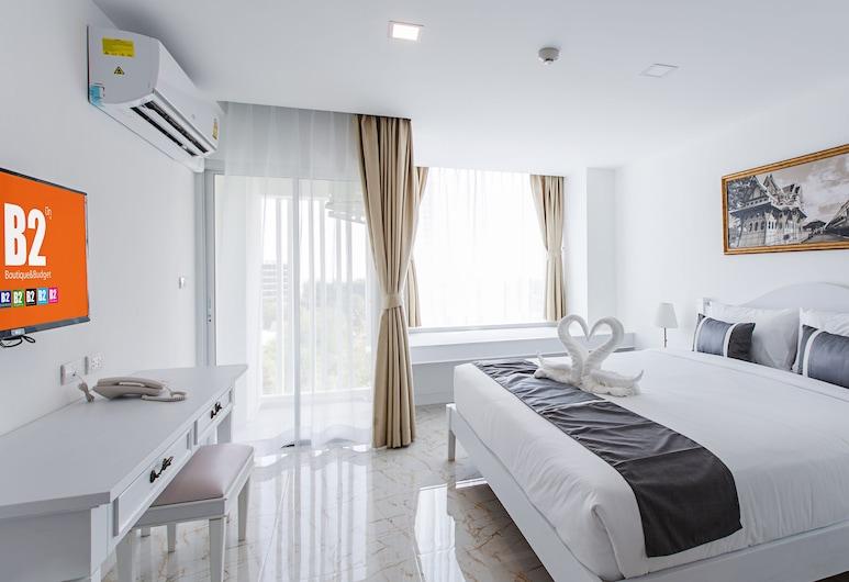 B2 華欣高級渡假村, Hua Hin, 高級雙人房, 客房
