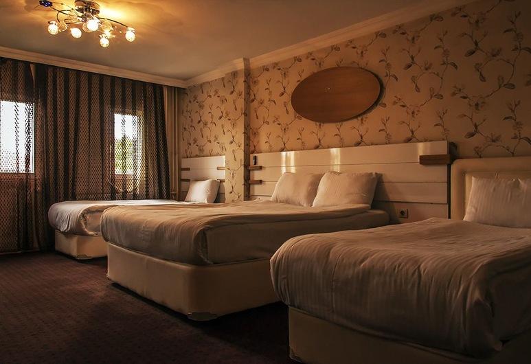 Strazburg Hotel, Анкара, Тримісний номер бізнес-класу, Номер