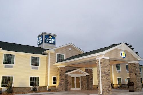 鵝卵石套房飯店