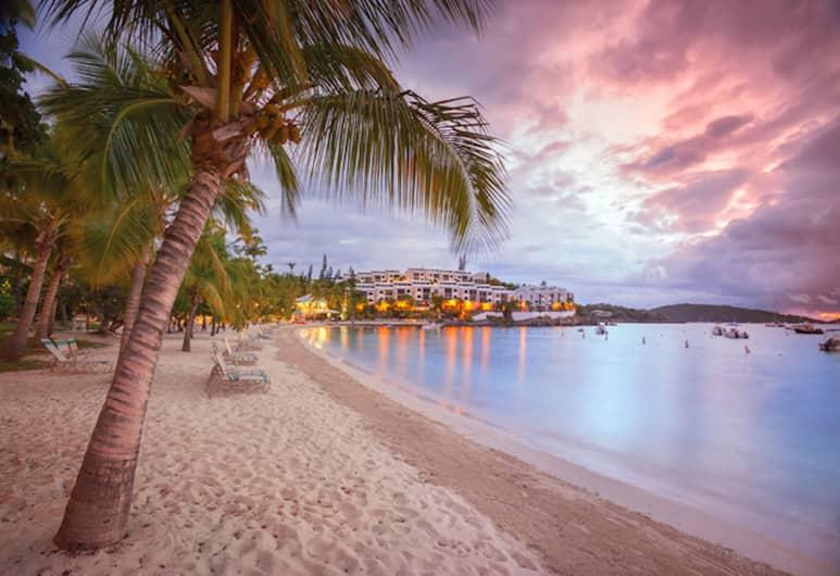 Bay View Condo, St. Thomas, Plaża