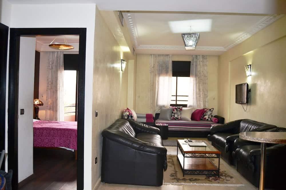 Standard Apart Daire, 1 Yatak Odası (Iris) - Oturma Alanı