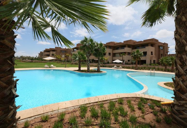 Sabor Appartement City Golf, Marrakech, Piscine en plein air