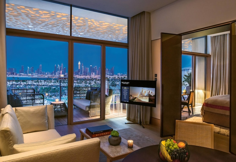 Bulgari Hotel & Resorts, Dubai, Dubai, Junior Suite, 1 Bedroom, Smoking, Balcony, Guest Room