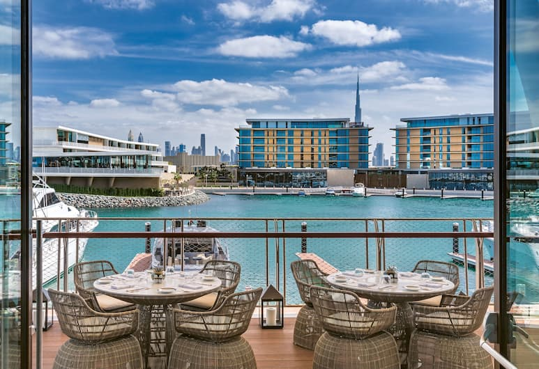Bulgari Hotel & Resorts, Dubai, Dubai, Restaurant