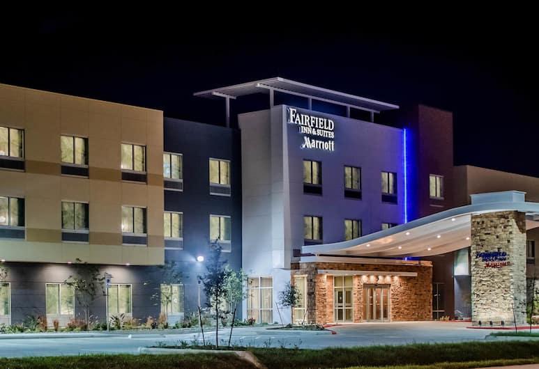 Fairfield Inn & Suites by Marriott Brownsville North, Brownsville, Exteriér