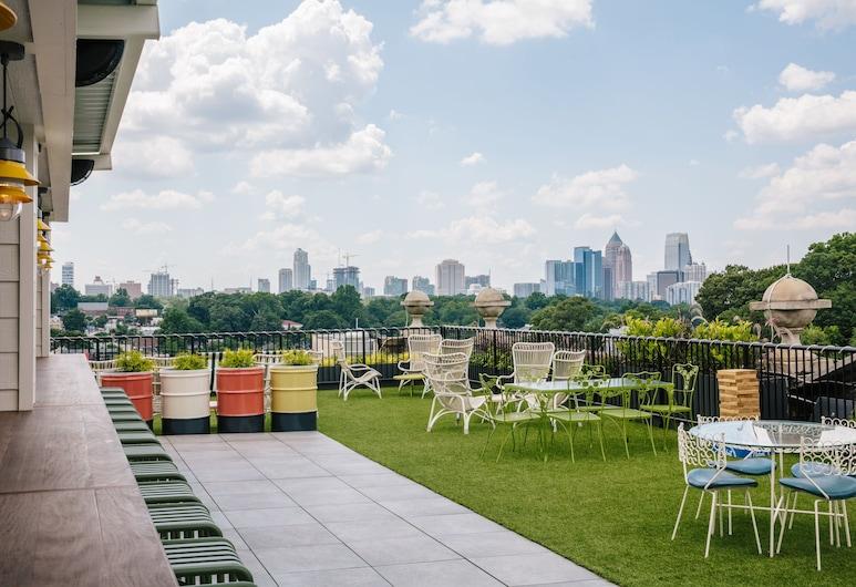 Hotel Clermont, Atlanta, Terrace/Patio