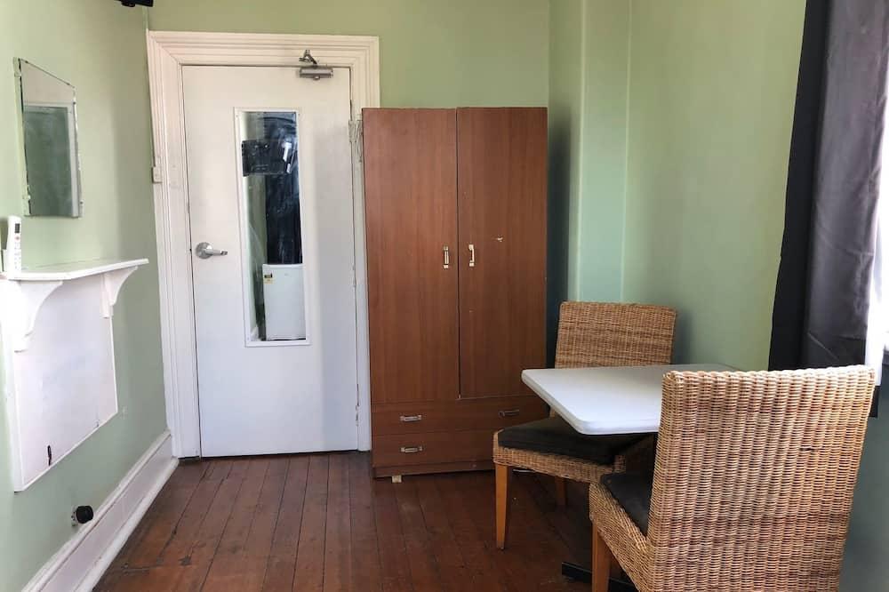 Basic Single Room - In-Room Dining