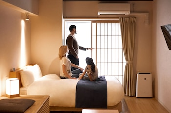 Picture of Residential Hotel Hare Shin-Osaka in Osaka
