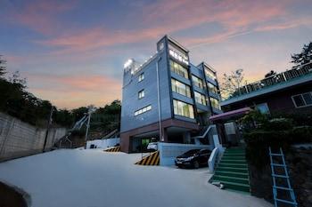 Yeosu bölgesindeki Haeden View Hostel resmi