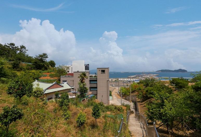 Haeden View Hostel, Yeosu, Otel Sahası