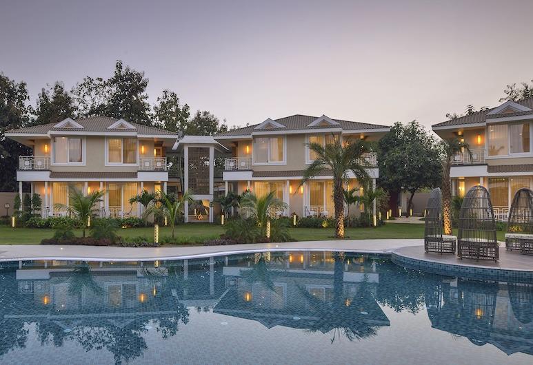 Kabir Hotel & Spa, Βαντοντάρα, Εξωτερική πισίνα