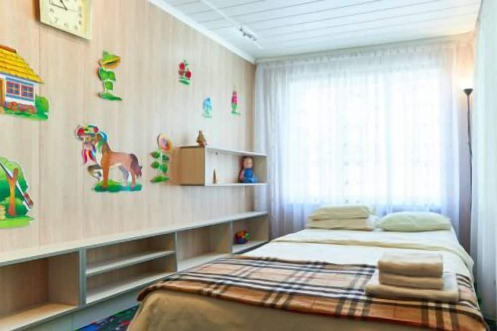 อพาร์ทเมนท์สำหรับครอบครัว, 2 ห้องนอน, ห้องน้ำส่วนตัว - ห้องพักสำหรับเด็ก