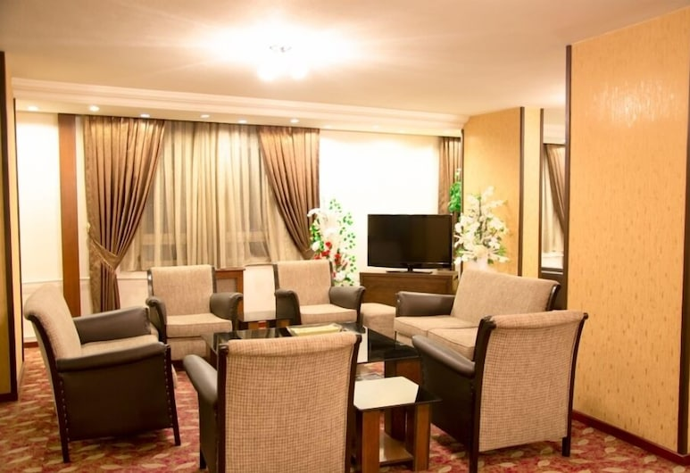 Kircuval Hotel, Malatya, Salon de la réception