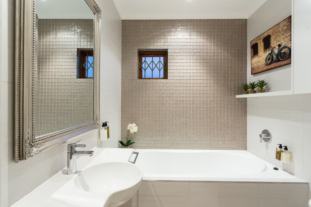 Luxury-Apartment, 2Schlafzimmer - Badezimmer
