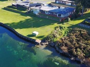 Foto van Riverside House in Taupo