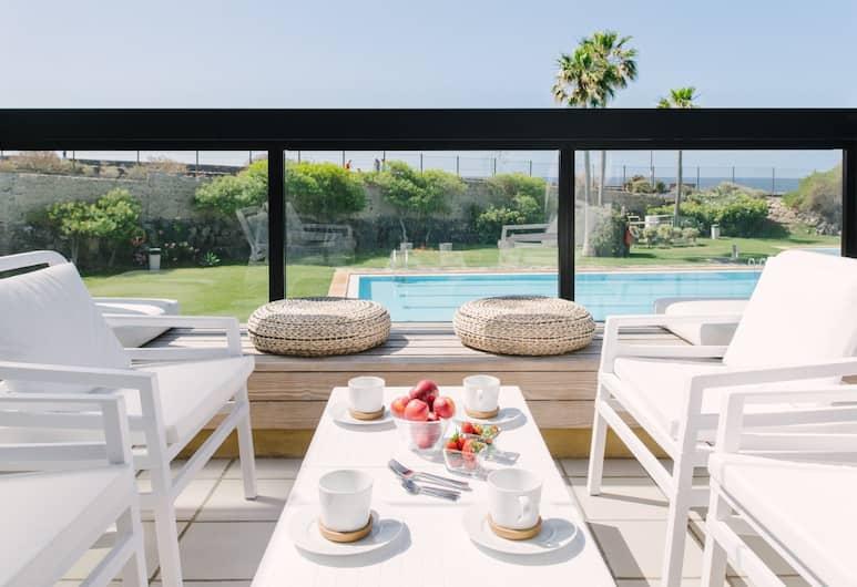 11 Holiday Homes, San Miguel de Abona, Dvoupodlažní apartmá, 2 ložnice (4), Pokoj