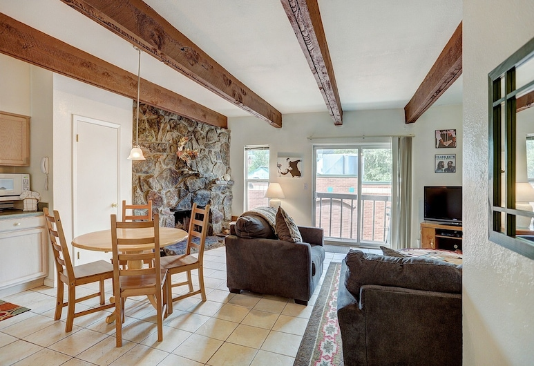 Alpine 203, Breckenridge, Condo, 2 Bedrooms, Living Room