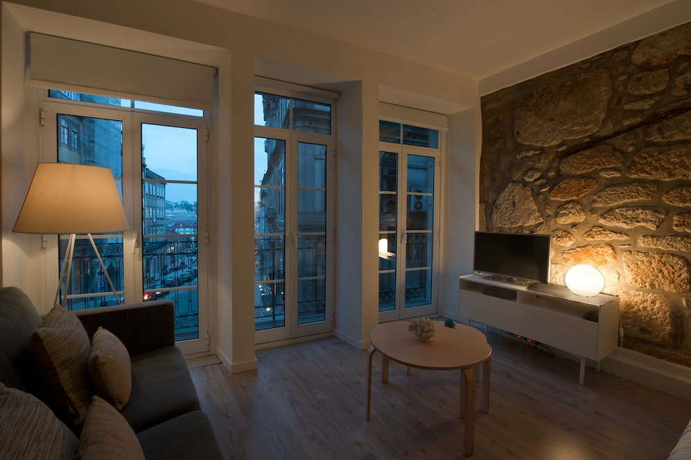 Suite - Dnevna soba