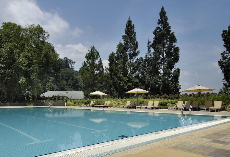 成功山高爾夫鄉村俱樂部酒店, 武吉丁宜, 室外泳池