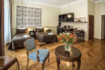 Kraków — zdjęcie hotelu Scharffenberg Apartments