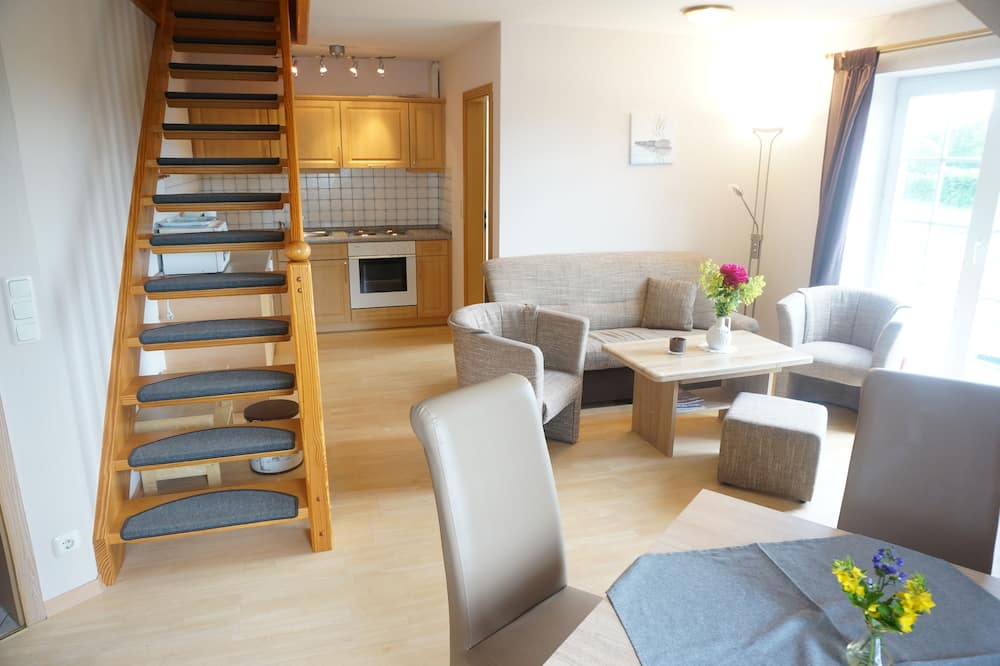 Family Apartment, 2 Bedrooms, Kitchen - Living Area