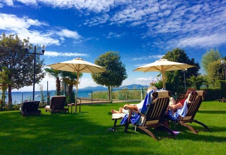 Hotel Campagnola, Bardolino, Giardino