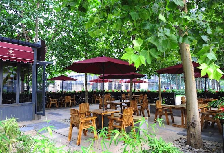 北京橡樹公館, 北京市, 花園