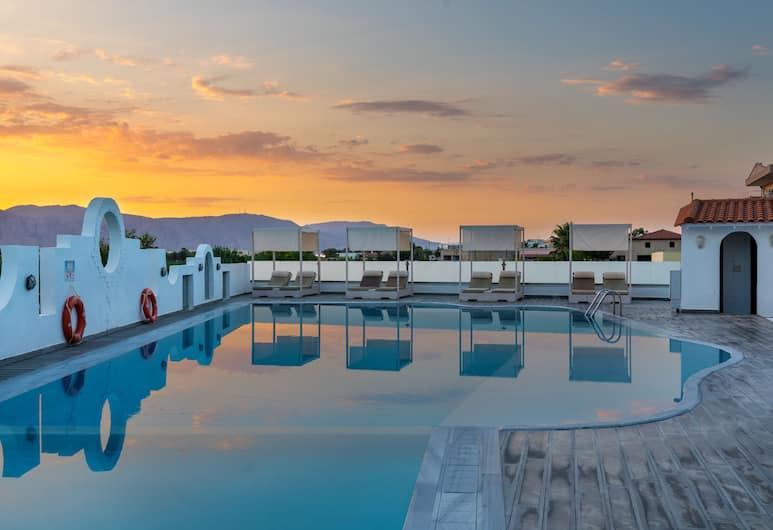 Apollo Apartments, Apokoronas, Udendørs pool