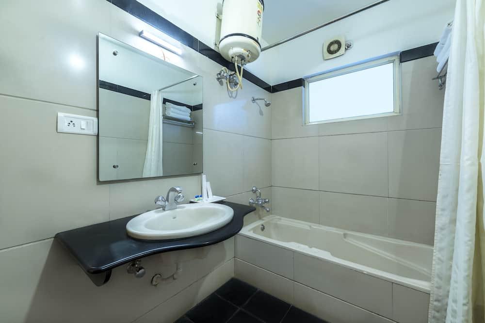 Двухместный номер «Делюкс» с 2 односпальными кроватями, 2 односпальные кровати - Ванная комната