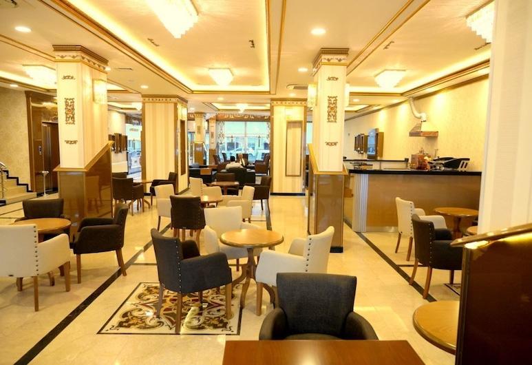 Tasar Royal Hotel, Tatvan, Zitruimte lobby