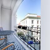 Business Apartment, 1 Bedroom, City View (Star) - Balkoni