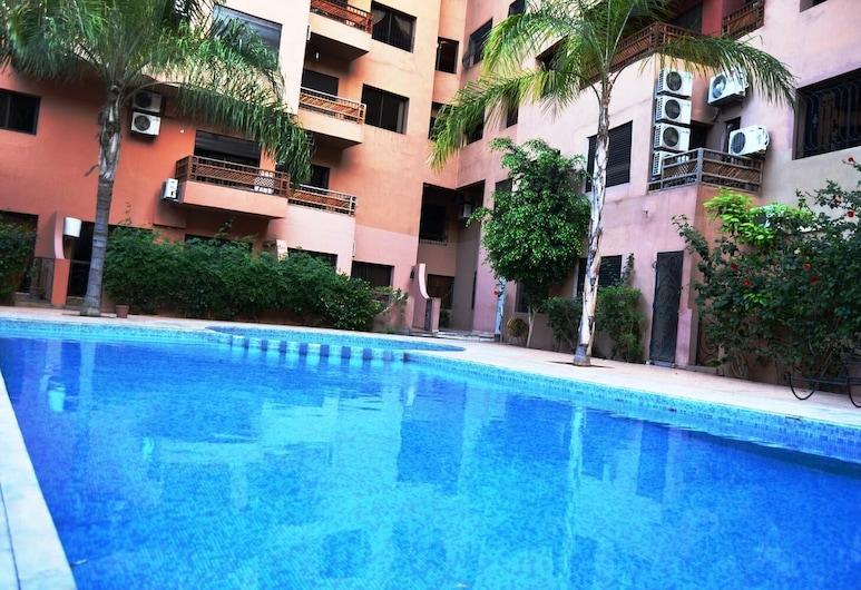 Sabor Appartement Andalous, มาร์ราเกช, สระว่ายน้ำ