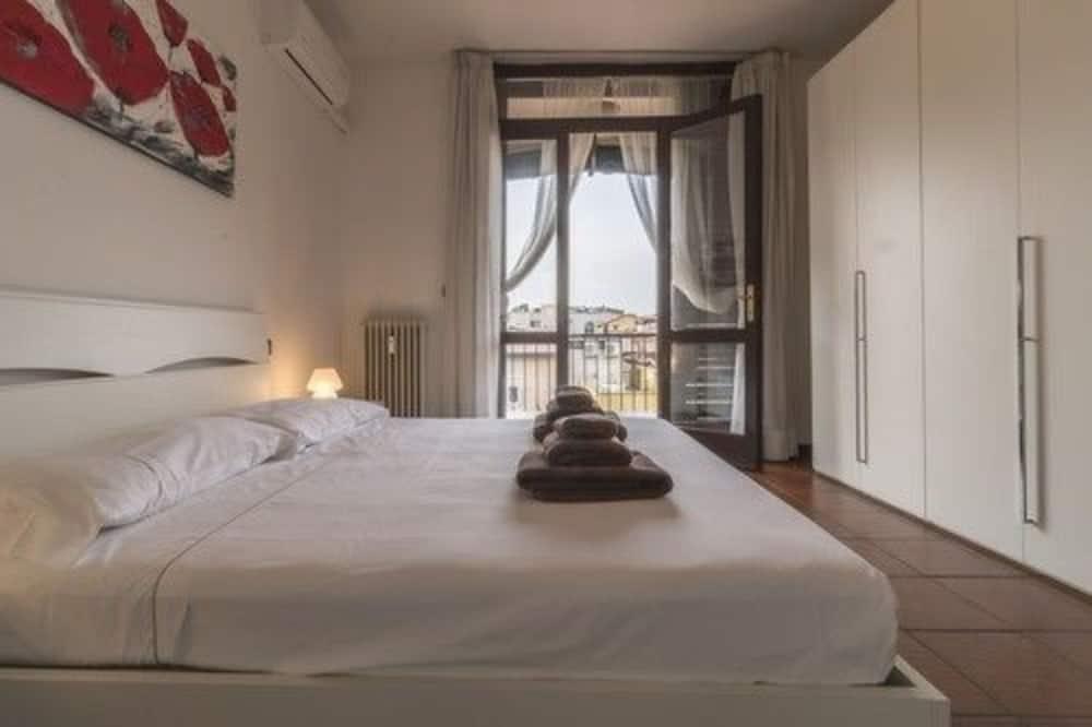 Apartment, 2Schlafzimmer, Seeblick - Zimmer