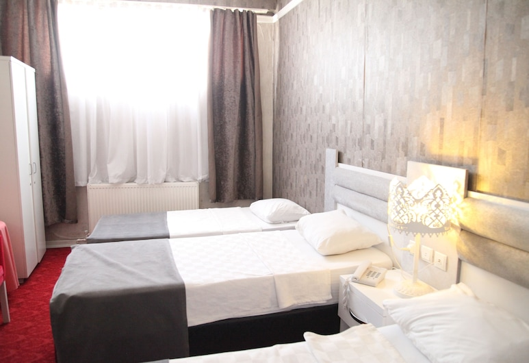 Vadi-i Leman Hotel, Adıyaman, Pokój dla 4 osób standardowy, Pokój